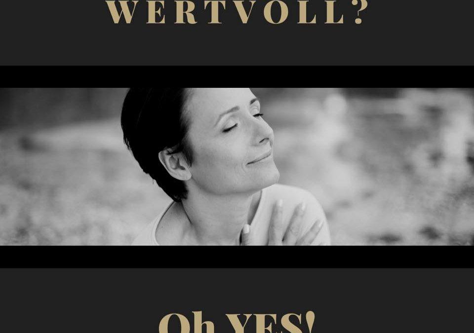 Bist du wertvoll?